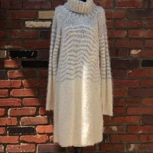 Sleeping On Snow Anthropologie LASH Sweater Dress